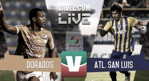 Resultado Dorados vs San Luis en vivo en Final Ascenso MX 2015 (3-0)