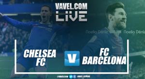 Risultato Chelsea - Barcellona in diretta, LIVE Champions League 2017/18 - Willian, Messi! (1-1)