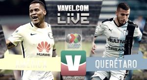 Resultado y goles del América 1-0 Querétaro de la Liga MX Clausura 2017