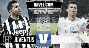 Juventus vs Real Madrid en vivo y directo online en semifinales Champions League 2015