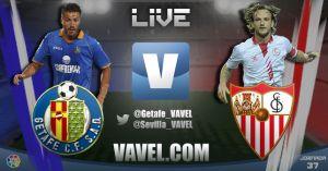 Getafe vs Sevilla en vivo y en directo online