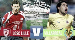 Resultado LOSC Lille vs Villarreal (0-0)
