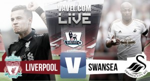 Liverpool vs Swansea en vivo y en directo online