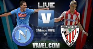 Live Napoli vs Athletic Bilbao, diretta del preliminare di Champions League