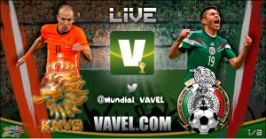 Mondiali 2014 : diretta live Olanda vs Messico