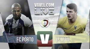Porto x Estoril na Liga NOS 2015 (2-0)