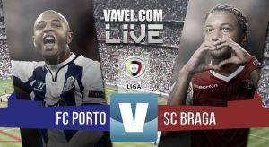 Resultado FC Porto vs Sporting de Braga en la Liga NOS 2015 (0-0): el Oporto no pudo con Kritciuk