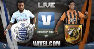 QPR vs Hull City en vivo y en directo online