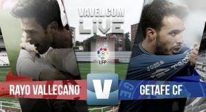 Resultado Rayo Vallecano vs Getafe en la Liga BBVA 2015 (2-0)