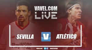 Resumen Sevilla vs Atlético de Madrid en La Liga 2018 (2-5)