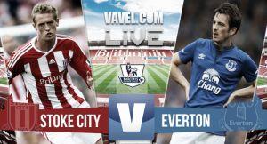 Resultado Stoke City vs Everton en vivo (2-0)