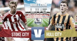 Resultado Stoke City vs Hull City en vivo (1-0)