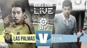 Resultado UD Las Palmas vs Celta de Vigo (2-1): los canarios salen del descenso