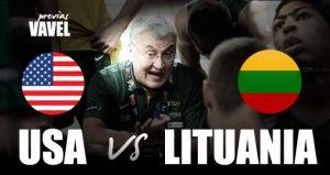 Basket, Mondiali 2014 live : semifinale Usa - Lituania in diretta