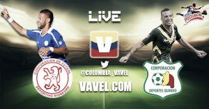 Rionegro vs Quindío, final del Torneo Postobón II en vivo online