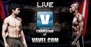 Pelea Pacquiao vs Bradley en vivo