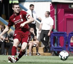 El Liverpool no pasó del empate ante el Bury en su pretemporada