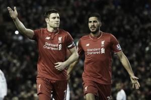 La roccaforte dello Swansea dura un'ora: Milner regala la vittoria al Liverpool