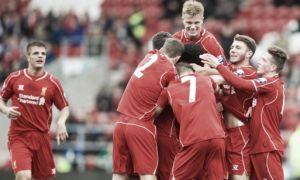 La presión ahoga al Juvenil del Real Madrid en Liverpool