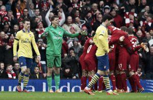 Liverpool vs Arsenal en vivo y directo online