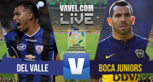 Resultado Independiente Del Valle x Boca Jrs pela Copa Libertadores 2016 (2-1)