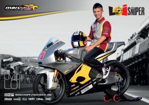 Moto3: Il Team Marc VDS Racing esonera Livio Loi