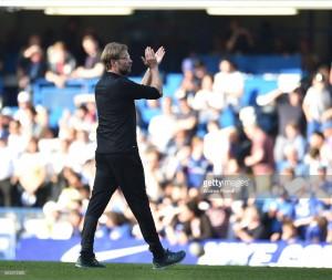 Jurgen Klopp 'not surprised' by Chelsea loss