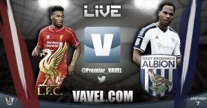 Liverpool vs West Bromwich Albion en vivo y en directo online