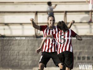 El selecto club de las goleadoras en su debut rojiblanco
