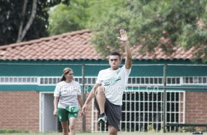 Carlos Lizarazo continúa su recuperación