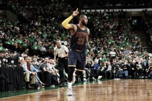 NBA Finals, LeBron James pronto alla sfida