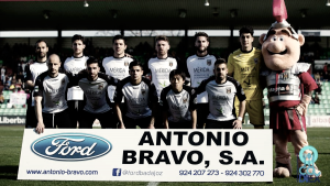 El 1x1 del Mérida AD de la temporada 2017/2018