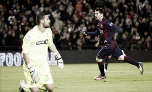 FC Barcelona - RCD Espanyol: puntuaciones del Espanyol, jornada 14