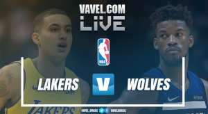 Jogo Los Angeles Lakers x Minnesota Timberwolves ao vivo online na NBA 2017/18