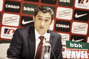 Valverde: ''Tenemos que aguantar hasta el final''