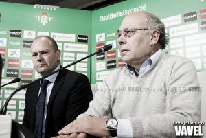 """Ollero: """"Esperemos estar a la altura de la confianza que muestra la afición del Betis"""""""