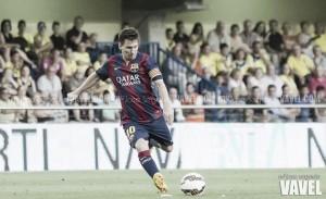 Leo Messi, la amenaza ante el Celta de Vigo