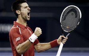 Novak sabe sufrir enShanghái