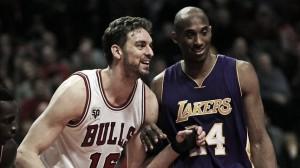 Pau Gasol despide a Kobe Bryant con una emotiva carta