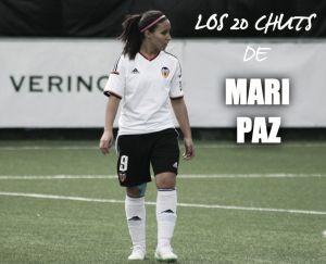 Los 20 chuts de Mari Paz Vilas