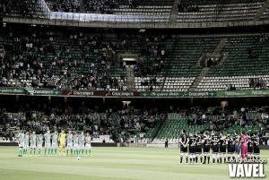 Real Betis y Real Sociedad vuelven a verse las caras dos temporadas después