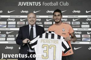 Roberto Pereyra, la troisième recrue en une semaine pour la Juventus