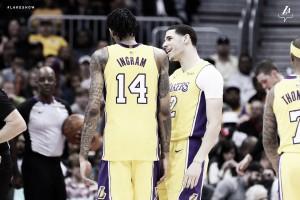 NBA, crescono i giovani Lakers