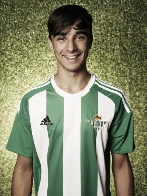 El cadete Roberto González, convocado por la Seleccion Española sub-16
