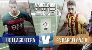 Llagostera - Barcelona B en directo online