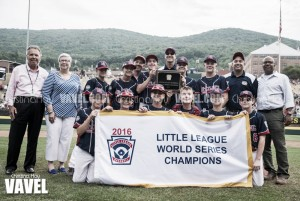2016 Little League World Series: Mid-Atlantic defeats South Korea, wins championship