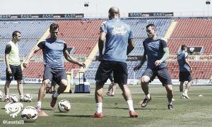 Alcaraz prepara el duelo frente al Deportivo
