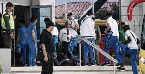La 'tricolor' llegó a Barranquilla