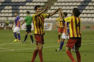 El Lleida Esportiu doblega al Guadalajara y pasa a tercera ronda