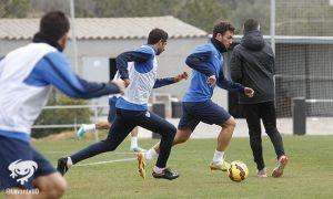 El Levante se centra en el Albacete